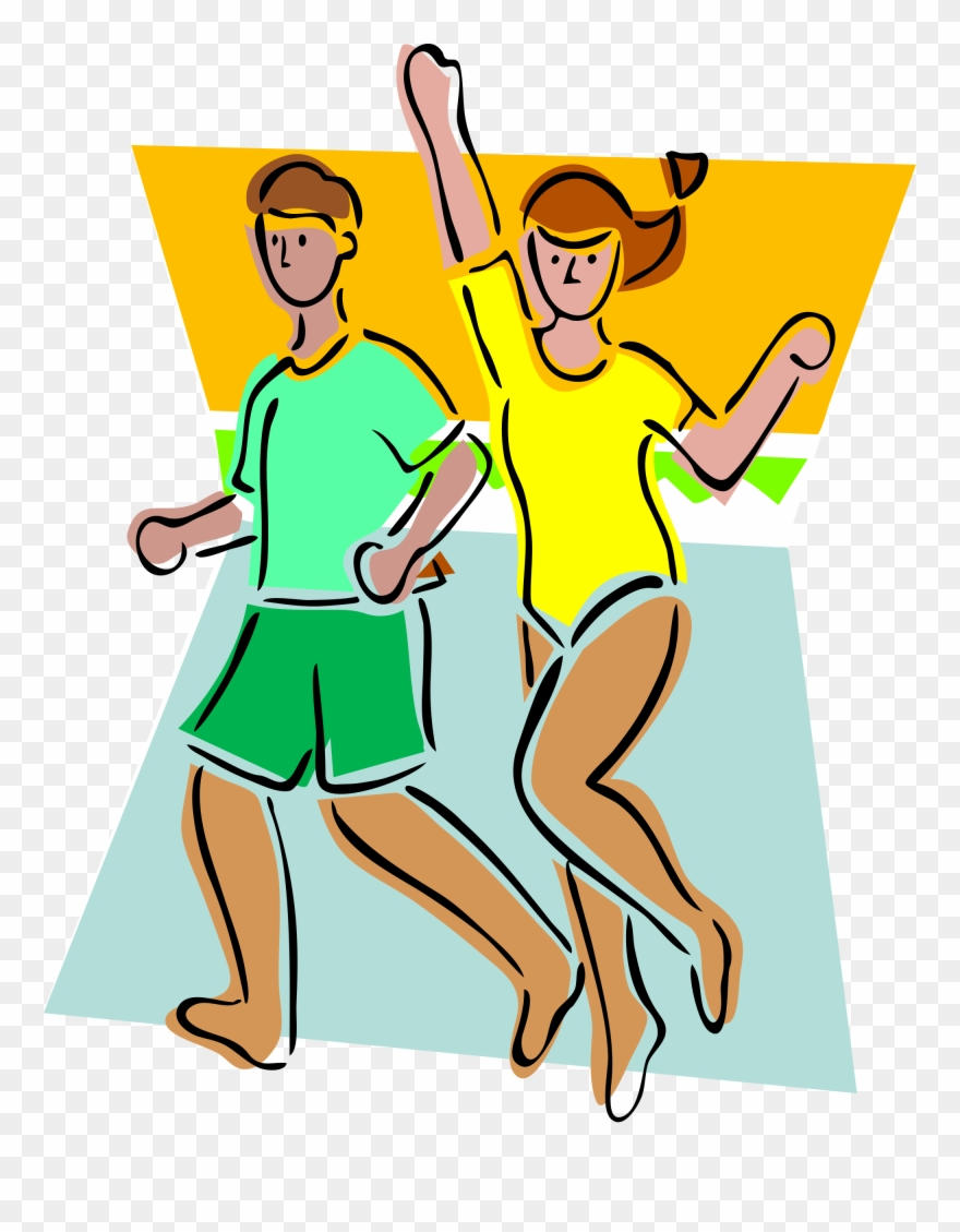 body clipart healthy