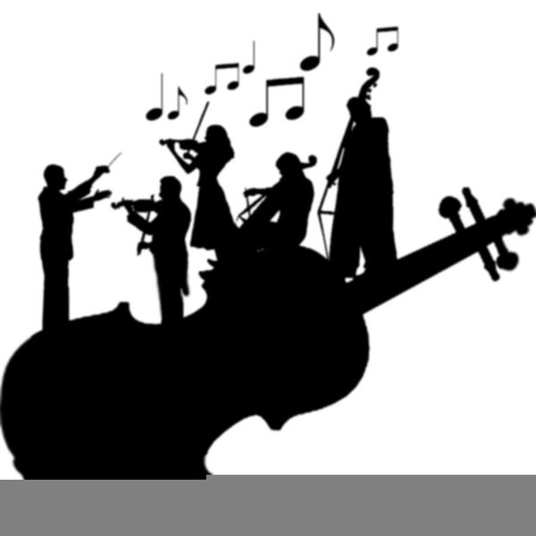 orchestra clipart chamber