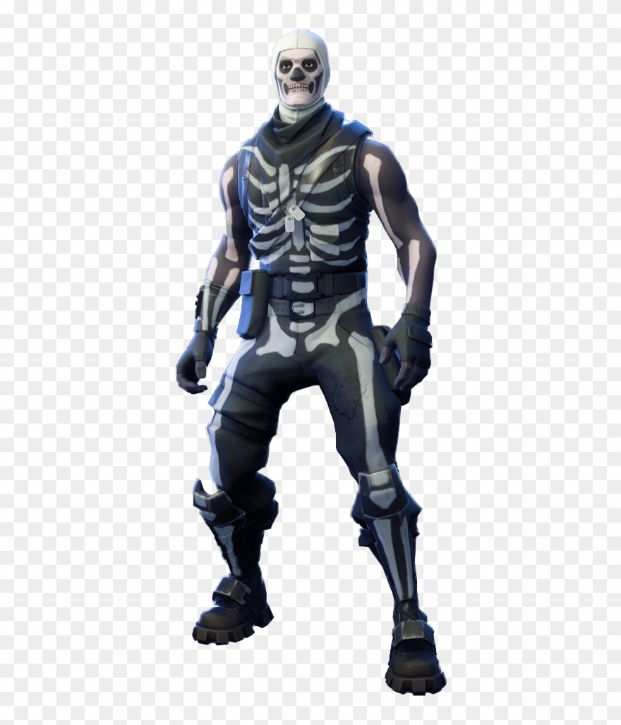 ghoul trooper clipart skull