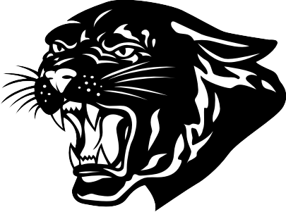 Cheerleader clipart panther.