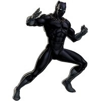 Panther clipart body.