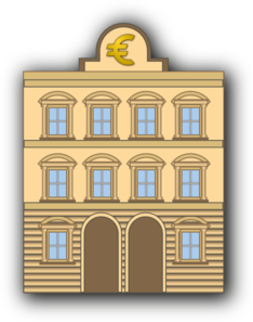 bank clipart animated