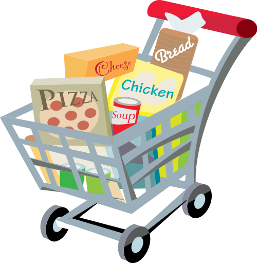 grocery clipart food