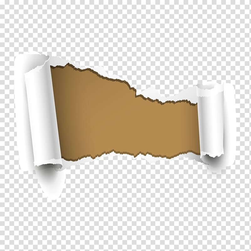 Paper rip clipart ripped strip.
