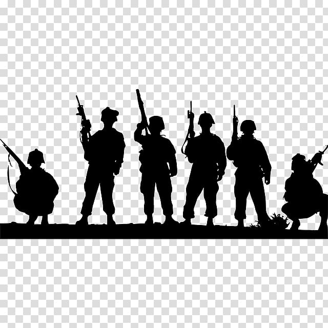 parade clipart silhouette