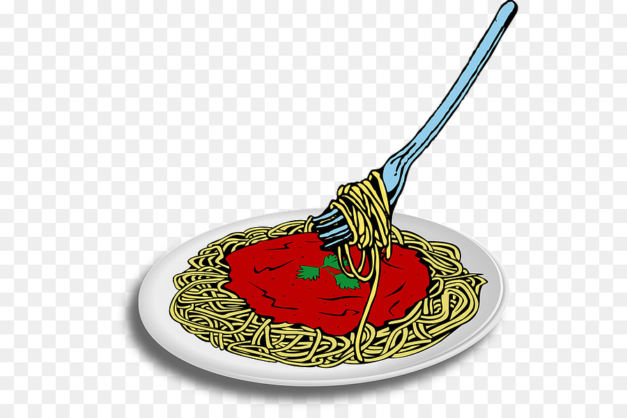 Pasta clipart full plate food.