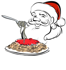 Pasta clipart spaghetti supper.