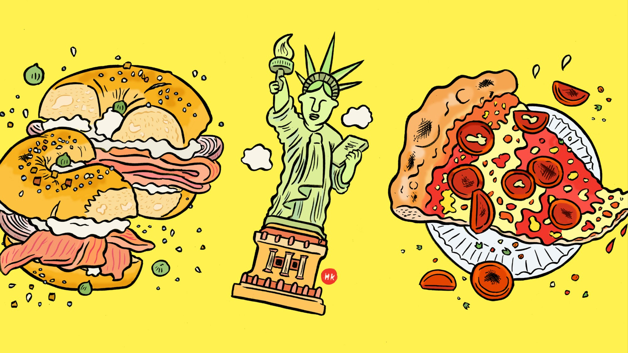 eating breakfast clipart late night