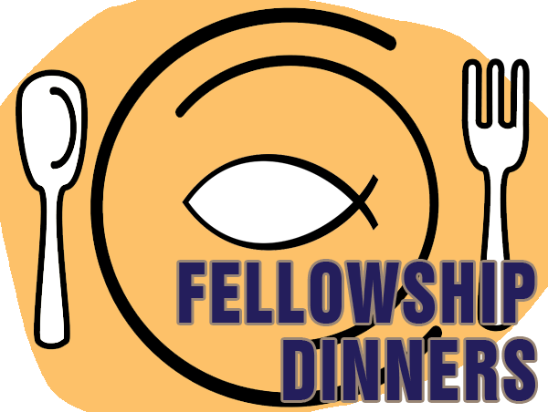 Pastor clipart fellowship meal.