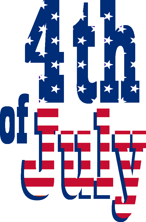 happy 4th of july clipart border