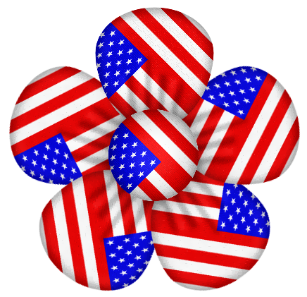 Patriotic clipart happy.