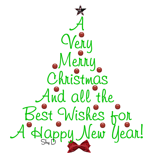 happy new year clipart free merry christmas