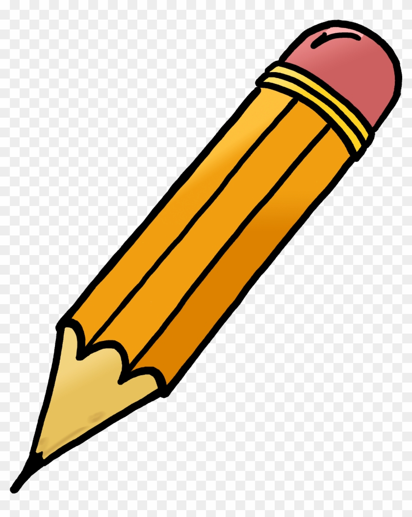 clipart pencil transparent
