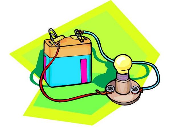Physics clipart electrical conductor.