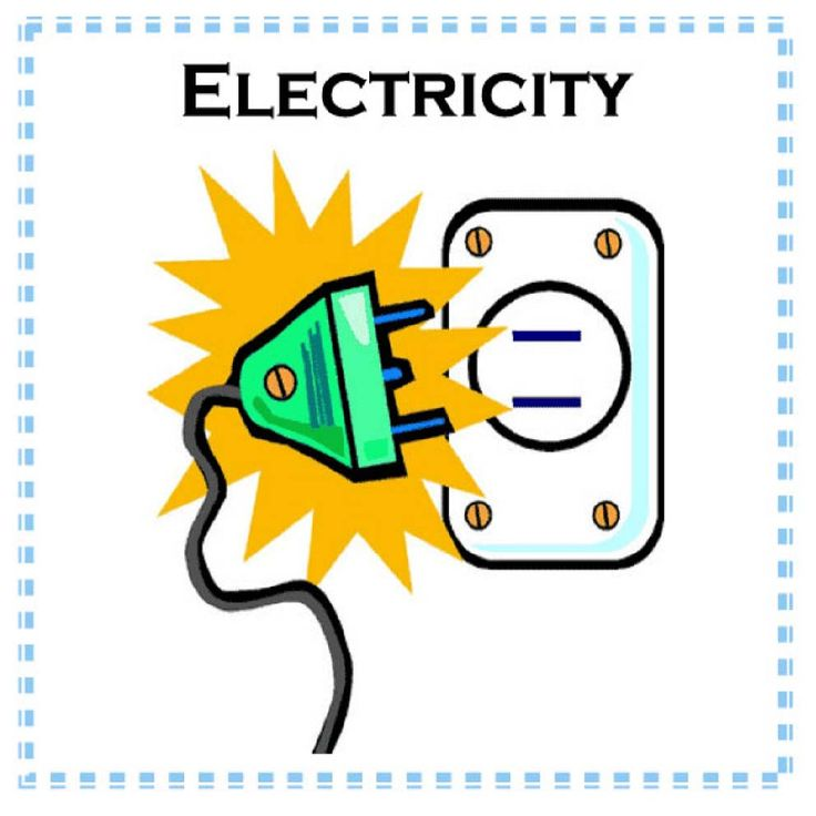 energy clipart cartoon