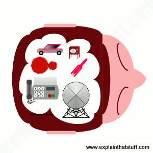 Physics clipart science invention.