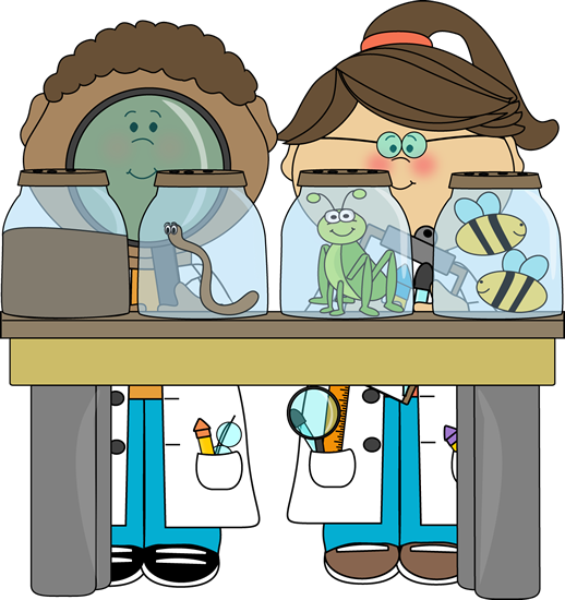 Physics clipart science observation.