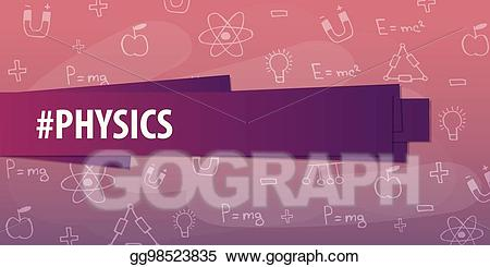 Physics clipart pink.
