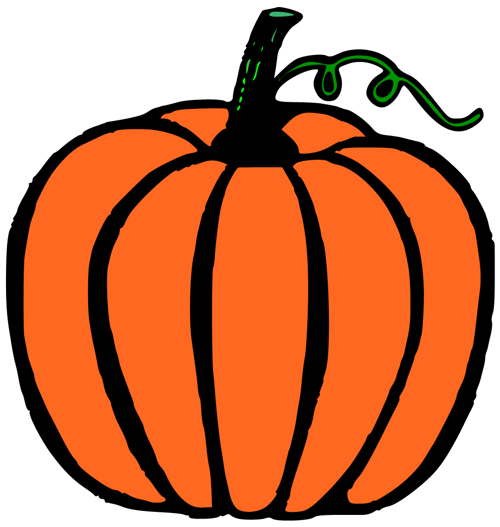 Pickup clipart pumpkin.