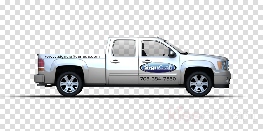 Pickup clipart truck bed.