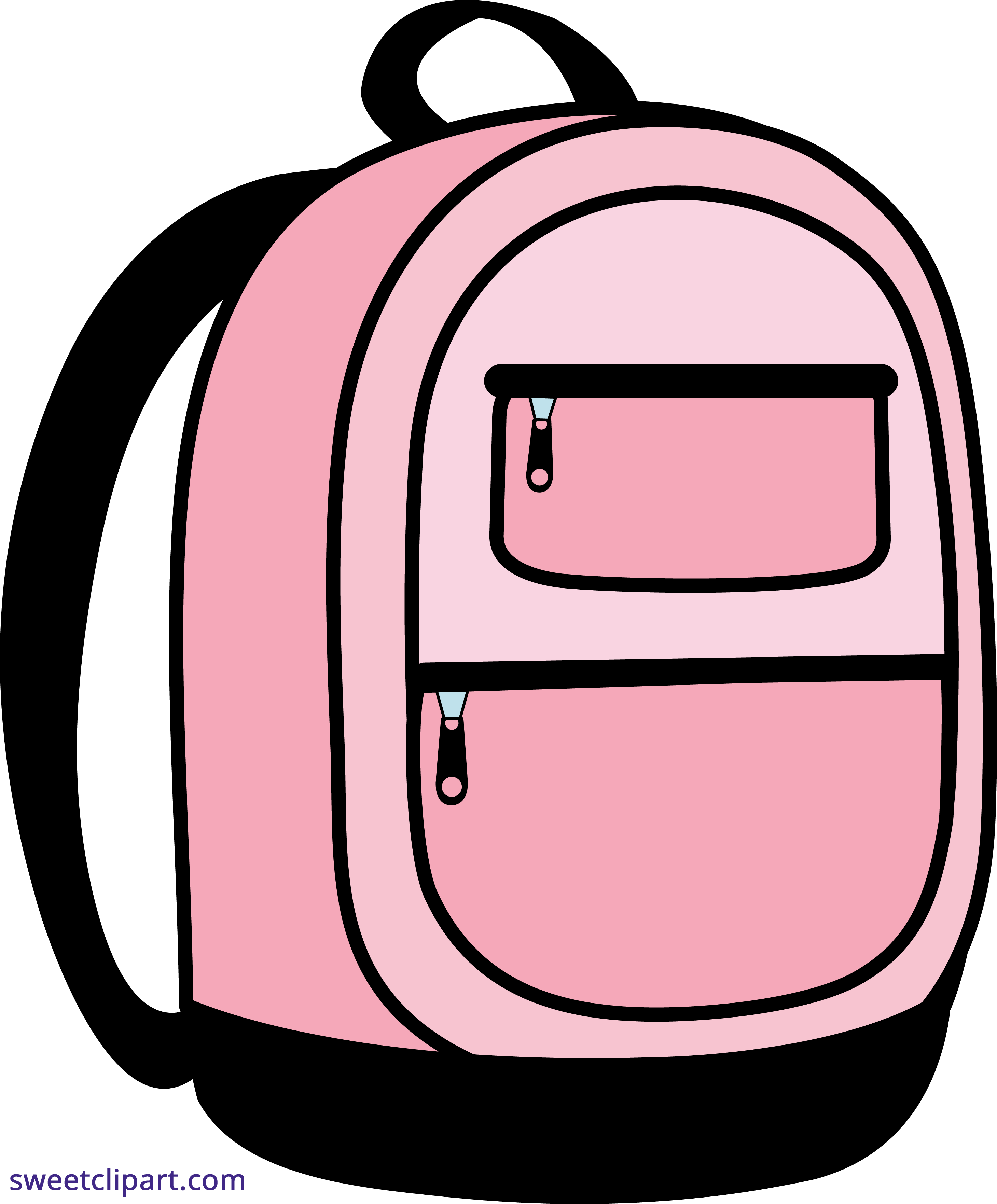 backpack clipart cute