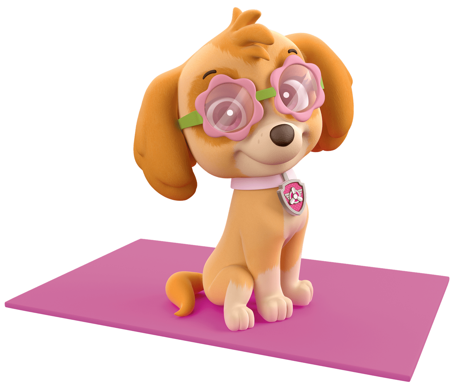 Pink clipart paw patrol.
