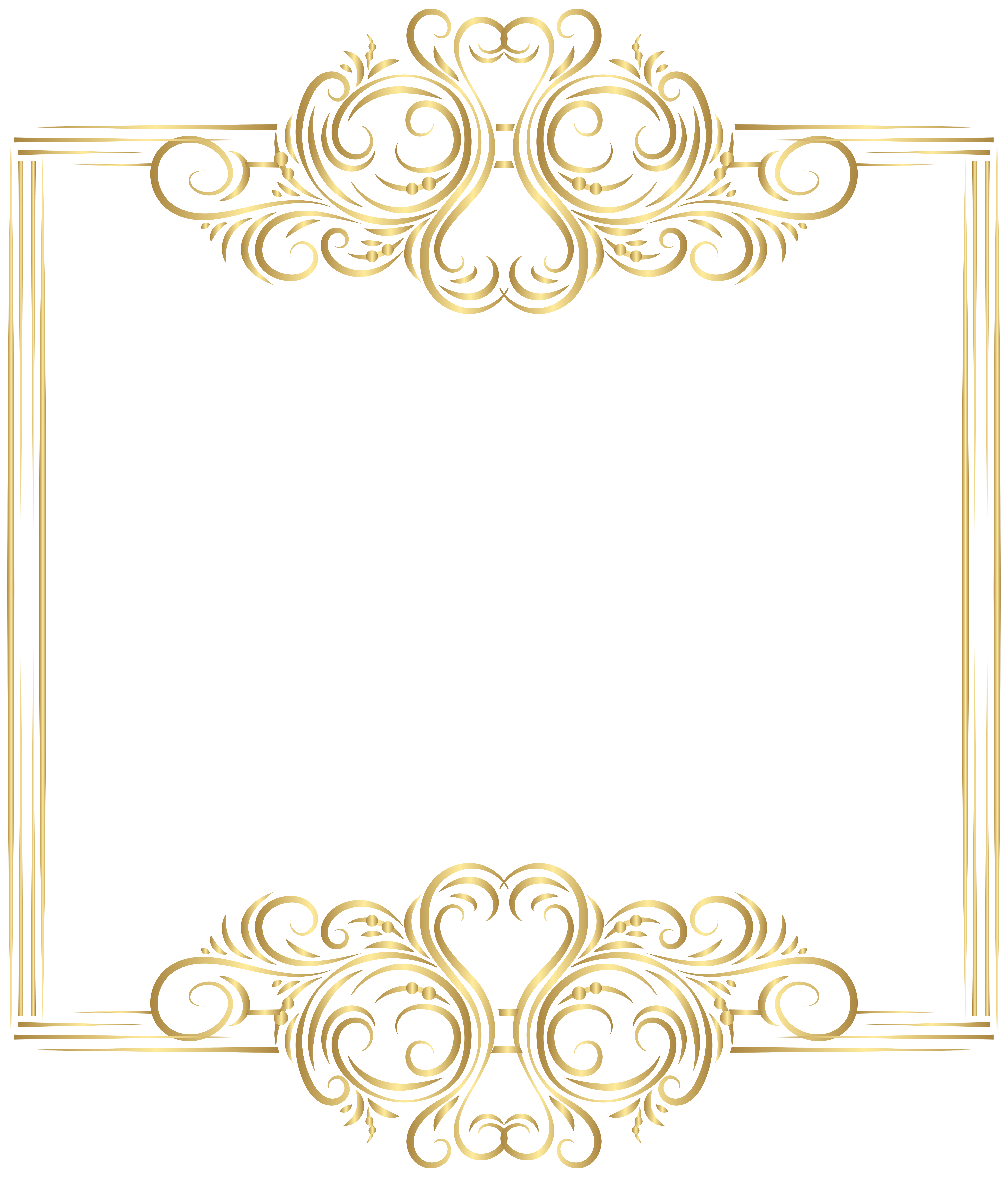 Clipart borders frame png.