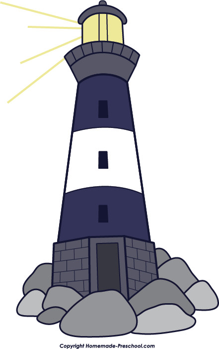 ighthouse clipart beacon