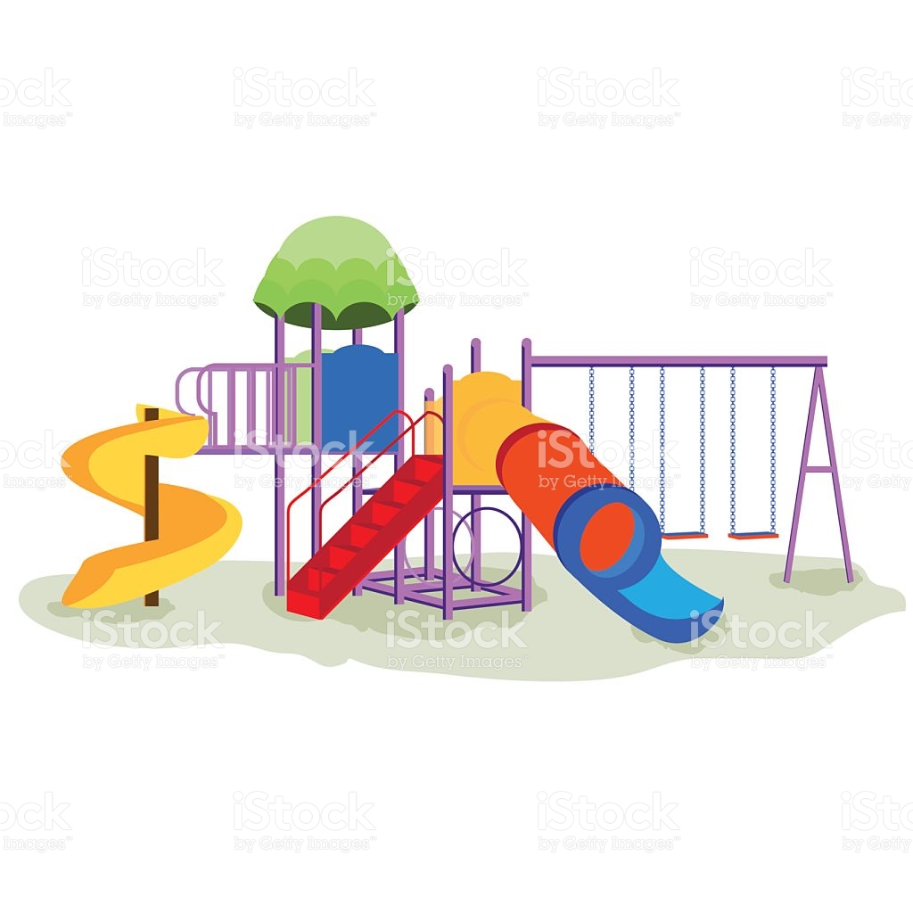 Playground clipart vector graphics.