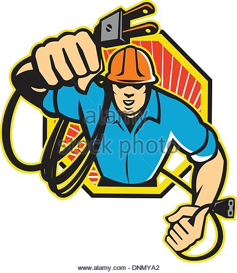 Plug clipart electrical engineering.