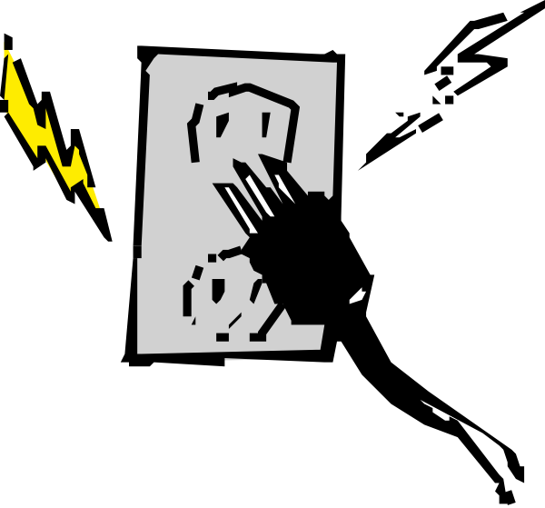 electricity clipart animated
