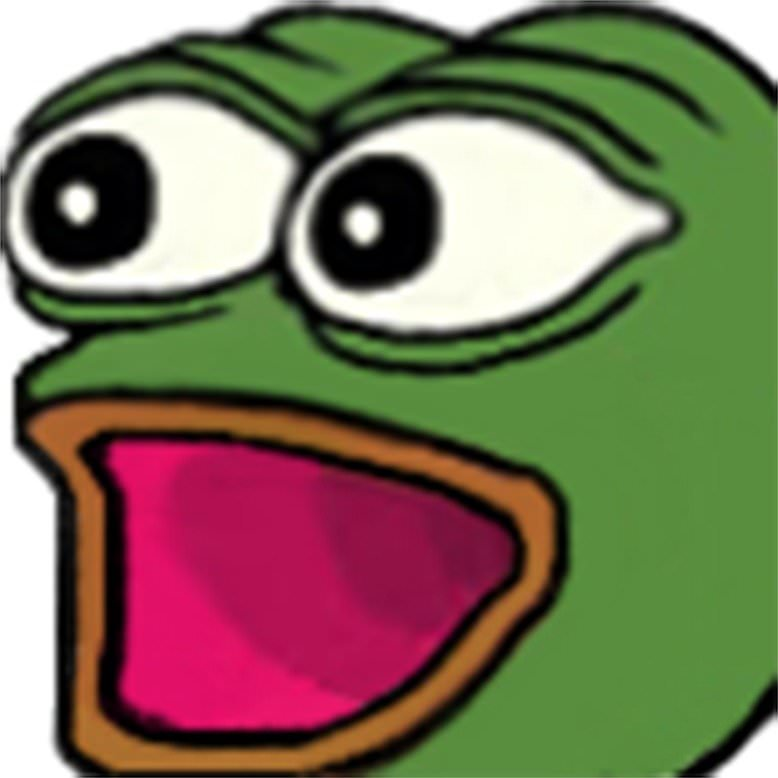 pepehands clipart twitch emotes