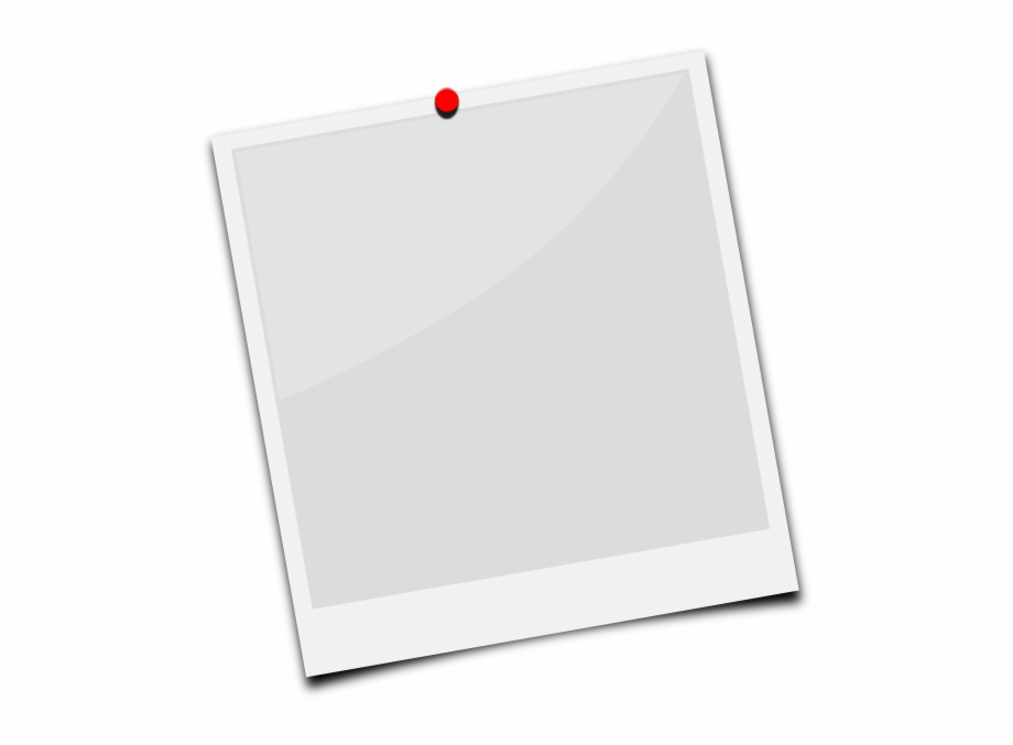 Polaroid clipart png.