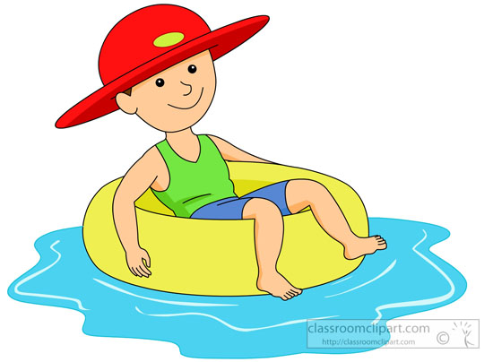 Pool clipart hat.