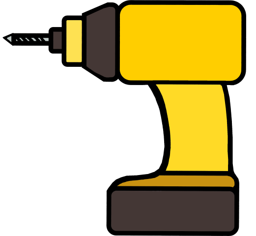 drill clipart power