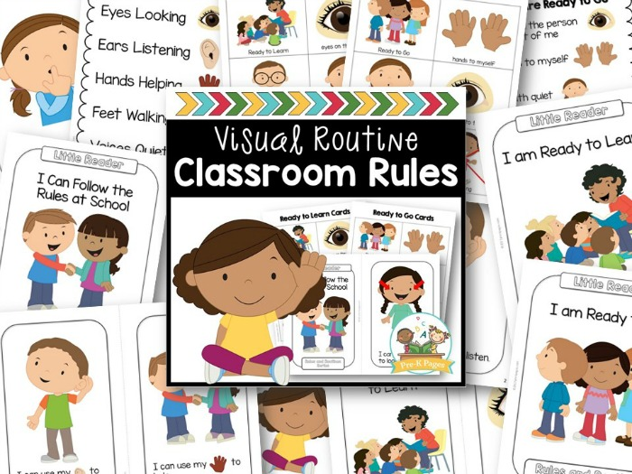 Rules clipart classroom behavior.
