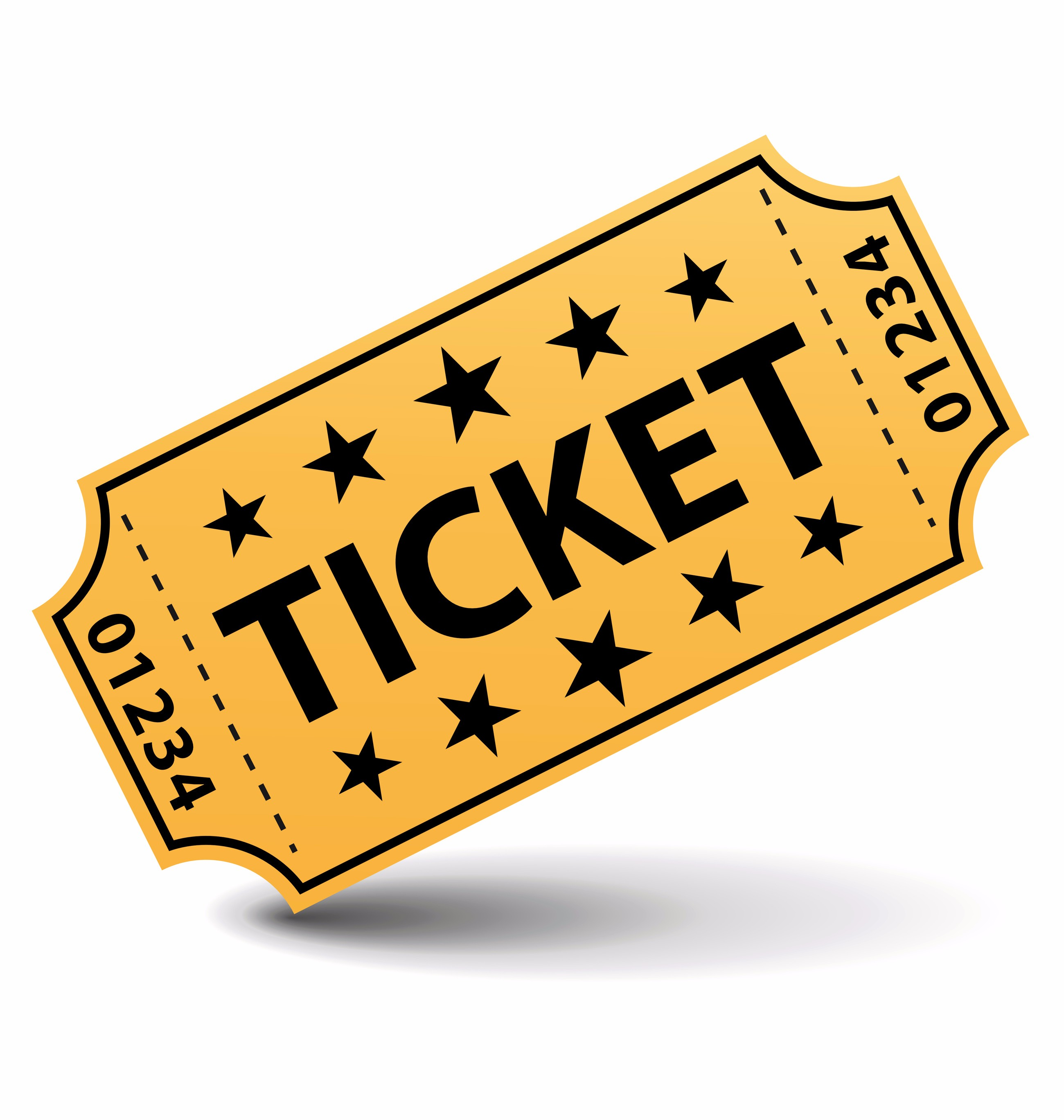 carnival clipart ticket