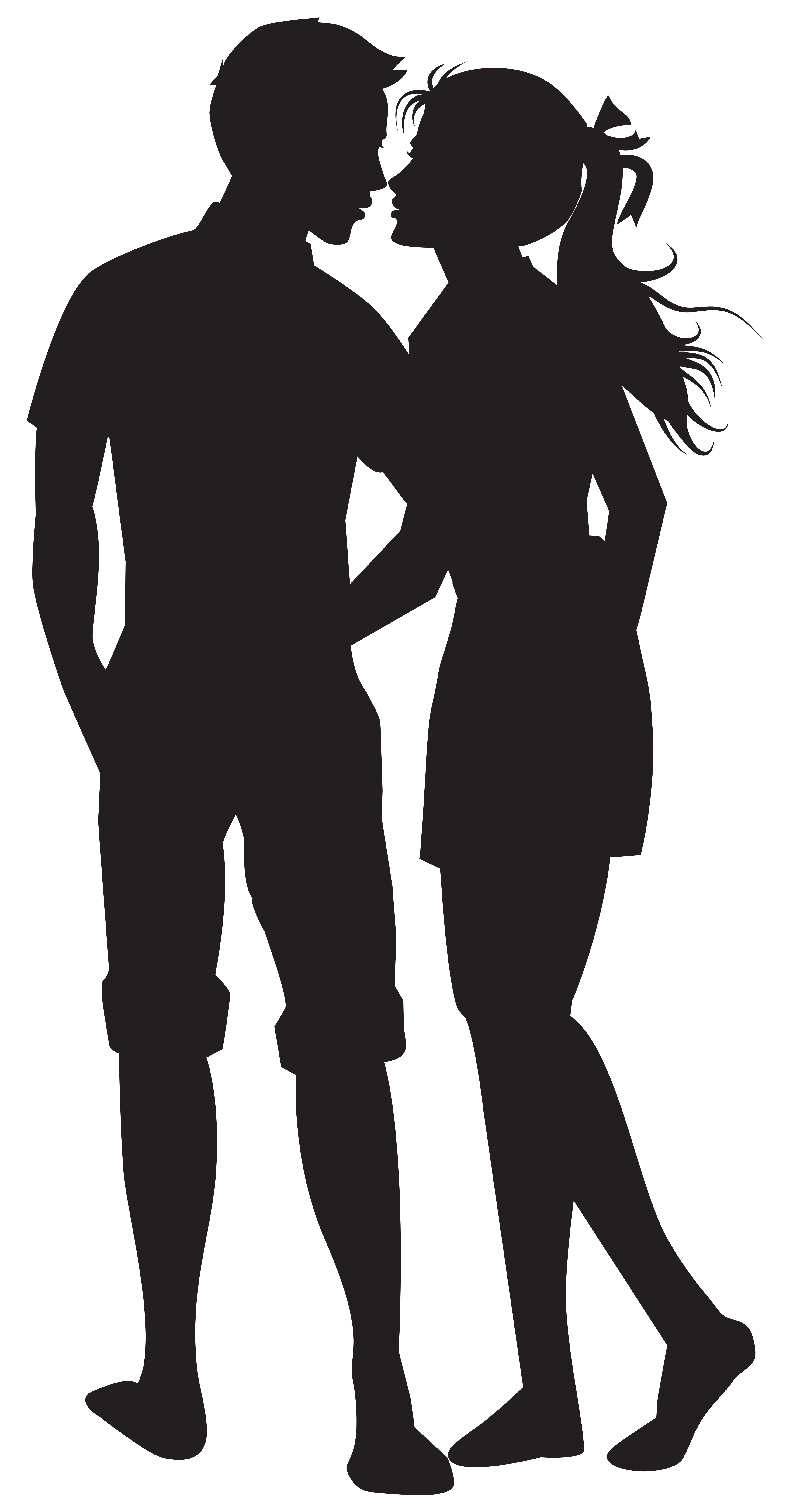 couple clipart prom