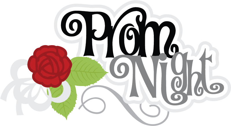Prom clipart prom flower.