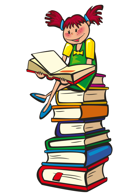 free book clipart teacher
