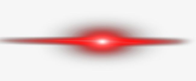 red glow clipart car light