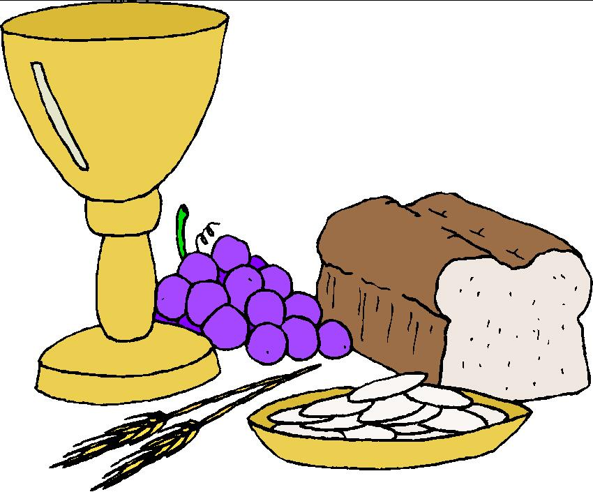 free christian clipart holy communion