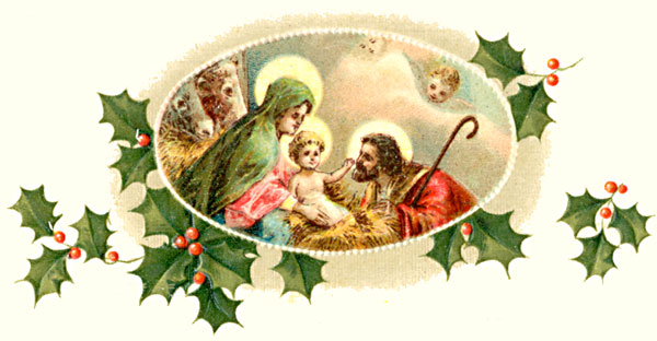 free christmas images clipart blessing