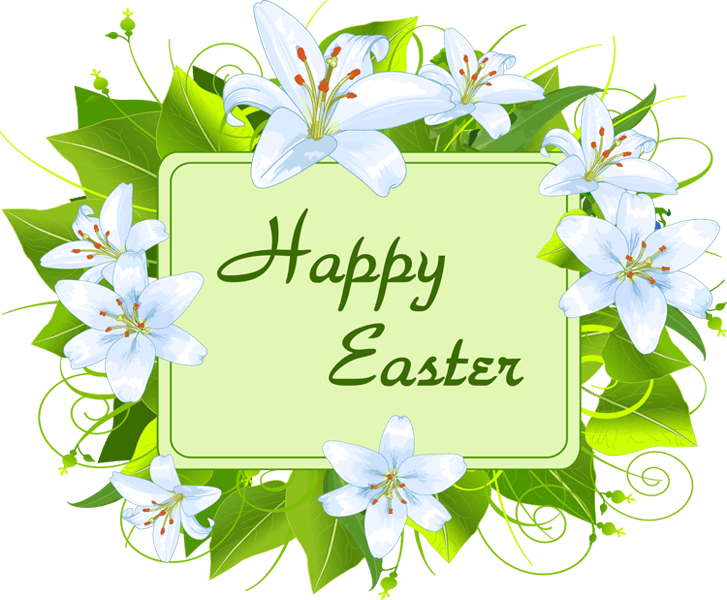 happy easter clipart blessing