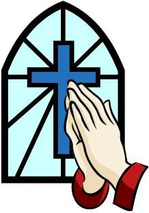 christian clipart prayer