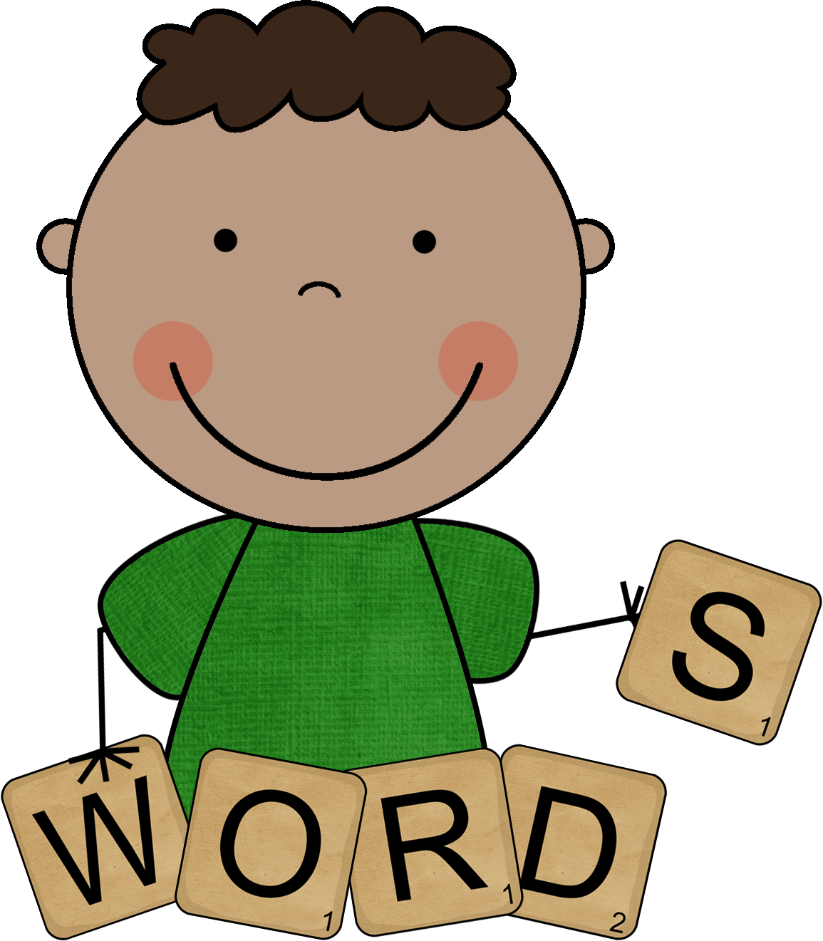 word work clipart daily 5