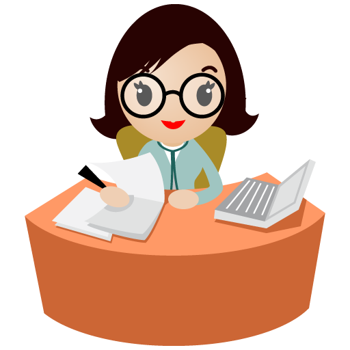 secretary clipart personal assistant