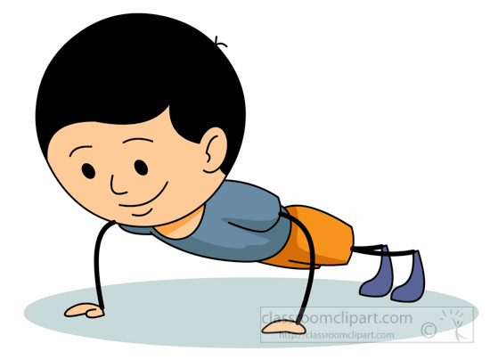 fitness clipart exercise