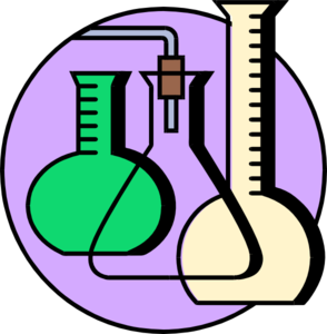 Scientist clipart testing.