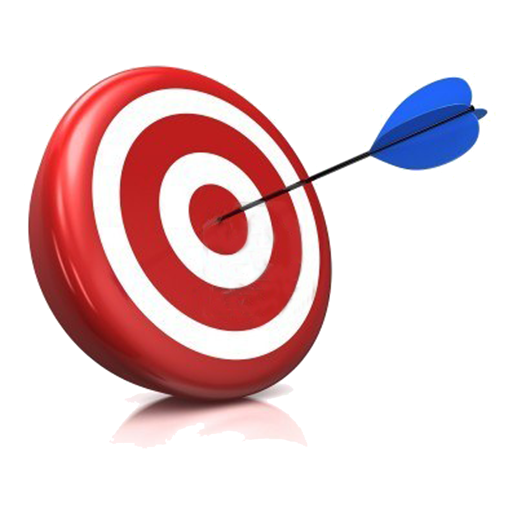 target clipart learning